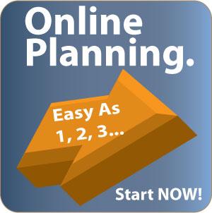Online Event Planner!
