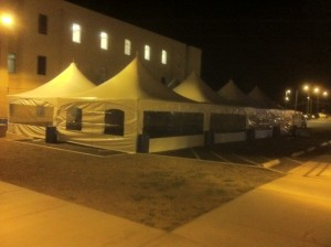 Tent rental in Phoenix and Scottsdale