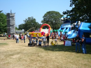 We have all kinds of carnival games for rent