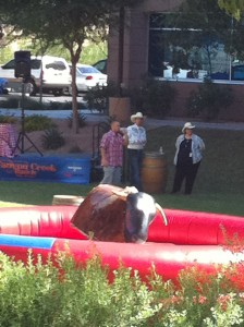 Mechanical bull in Phoenix, AZ