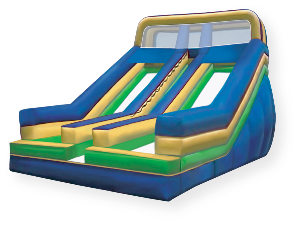 22ft Inflatable slide