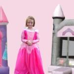 Having a Princess Party
